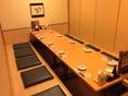 会社のご宴会やご家族のお集まり時にも対応可能です★個室なのでゆったりとおくつろぎ頂けます!