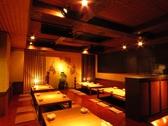 小倉炊き肉鍋 居酒屋 一富士の雰囲気2