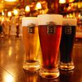 毎日14:30~19:00までハッピーアワーです。ビールやハイボール・カクテルはもちろん、料理・おつまみも割引対象なのでとてもオトクです♪