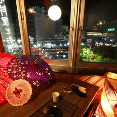 2名様~4名様★高田馬場駅周辺の個室居酒屋をお探しでしたら是非、個室居酒屋 なごや香 高田馬場店をご利用ください