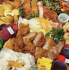 豚カツと和食 のぶたけ 青葉台店のコース写真