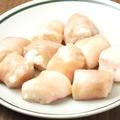 料理メニュー写真てっちゃん(しま腸)/牛しろころ(丸腸)