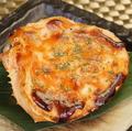 料理メニュー写真蟹味噌ポテトグラタン