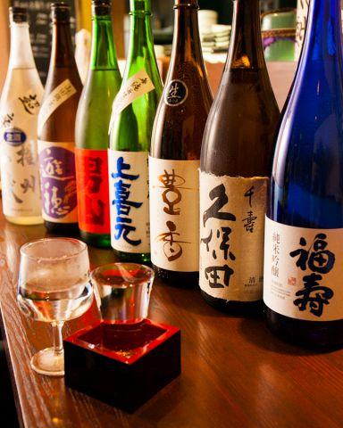 【大人の街・赤坂】日本酒がすすむ、うまい料理のある居酒屋3選