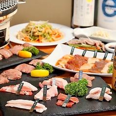 豚肉専門七輪焼肉 豚々坊の写真
