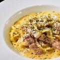 料理メニュー写真≪洋≫チーズたっぷり濃厚カルボナーラ