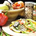 料理メニュー写真【オススメの頼み方】お好きな野菜を選んでお任せサラダor蒸し野菜or炭火焼きなどで♪