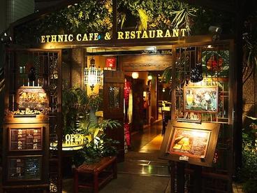 アジアンパーム 神楽坂店の雰囲気1