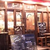 イタリアン バール アボカーレの雰囲気3