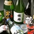 北海道ならではの地酒と共に美食を堪能…。