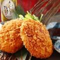 料理メニュー写真日本一のコロッケ