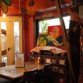 ラリ パッパ カフェの雰囲気2