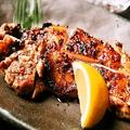 料理メニュー写真肉軟骨のスパイス揚げ