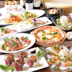 伊太利亜食堂 燈屋 とうや 石岡店のおすすめ料理1