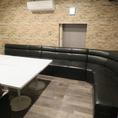 《Cafe&BarPuPu》は完全個室もあります。1部屋限定、15名収容可!事前のご予約推奨!