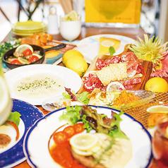 カプリ食堂 リモーネヴェルデの特集写真