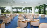 八戸シーガルビューホテル 花と月の渚 レストランしおさいの雰囲気2