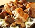 料理メニュー写真鶏ミックス焼き