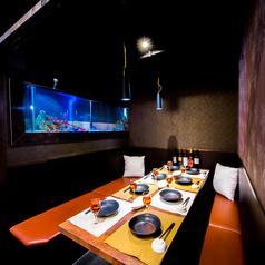 夜景&個室 クラフトビール 蒼天 天王寺 あべのルシアス店の雰囲気1