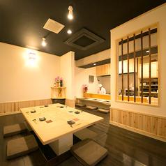 日本料理 江戸前鮨 まほとらの雰囲気1
