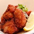 料理メニュー写真若鶏ザンギ