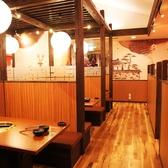韓食房 おんどる 東静岡店の雰囲気3