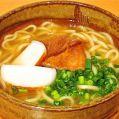 料理メニュー写真沖縄そば/ソーキそば
