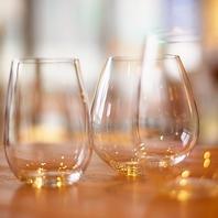 【グラスをもこだわりぬくワインへの想い―】
