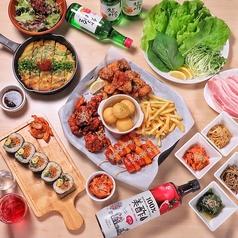 韓国酒場ポチャのおすすめ料理1