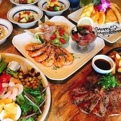 ハナオカフェ HANAO CAFE 酒々井プレミアムアウトレット店のコース写真