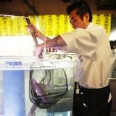 いけす道場魚家 東陽町店の雰囲気2