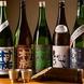 県内外問わず選び抜いた日本酒の数々!