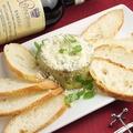 料理メニュー写真鮪とアボカドのチーズソースディップ