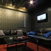 カラオケ完備の完全個室。最大9名様までご利用頂けます。別途ルーム代1時間1000円
