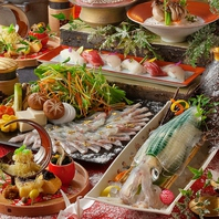 【博多駅から徒歩1分】宴会コースをご用意しております
