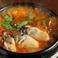 料理メニュー写真牡蠣とスンドゥブのチゲ