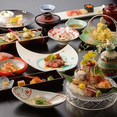 自然・食彩・浪漫 おしか oshikaのコース写真