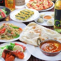 アジアン料理 洋食 カゲンドラカフェの写真