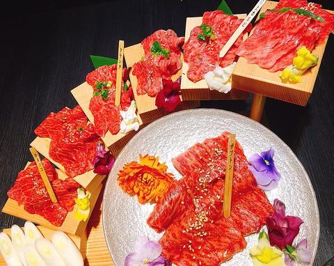 世界の美食家からも認められた幻の牛【尾崎牛】も堪能出来るお店