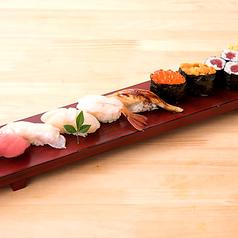 <松> 寿司盛り合わせ