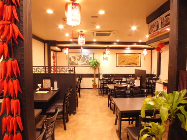 中華料理 佳華園の雰囲気1