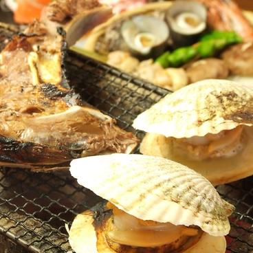 浜焼きビアガーデンてんてんのおすすめ料理1