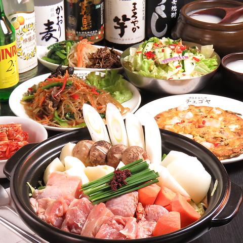 貸切や各種ご宴会受付中!海浜幕張でのご宴会は『韓国家庭料理 チェゴヤ』にお任せ!