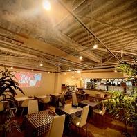 ベジごはんにこだわったカフェ&ダイ二ングです!