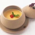 料理メニュー写真【自家製】とろけるマンゴープリン
