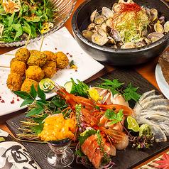 個室居酒屋 翔 上野店のおすすめ料理1