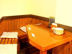 3名テーブル席