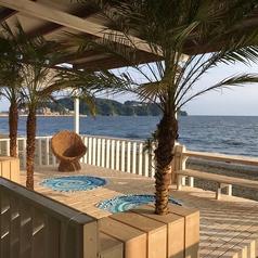 SEASIDE LOUNGE SXL エスバイエル 海の家の写真