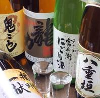+500円で姫路の厳選地酒5種が飲み放題に★