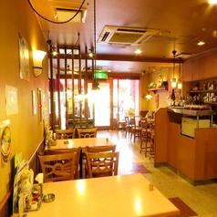 中国料理 百番 不動前店の雰囲気1
